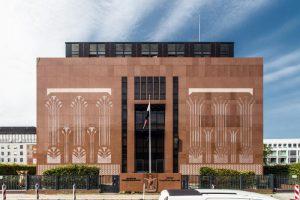 Konsularabteilung der ägyptischen Botschaft in Deutschland