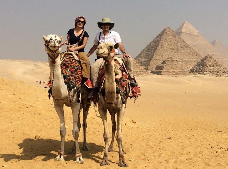 Hurghada Flitterwochen