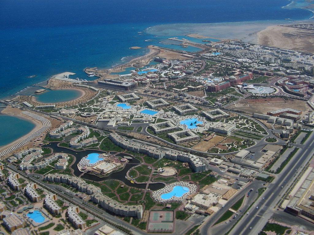 Hurghada und die qual der wahl die besten hotels der for Design hotel jaz in the city