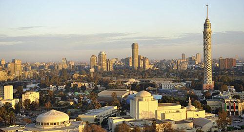 koptisches viertel kairo